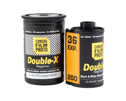 CFP Double-X 135-36 B&W Cine Film