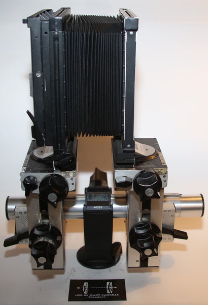 Sinar P2 4x5 with standard bellows