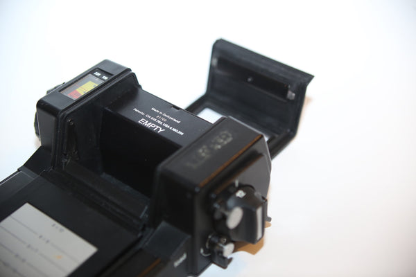 Sinar Zoom roll film holder