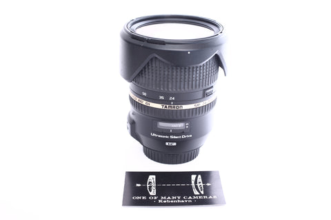 Tamron 24-70mm f/2.8 Di VC USD - for Canon