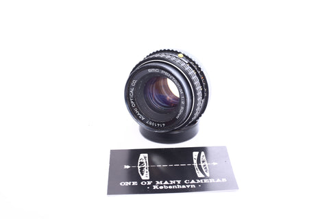 Pentax 50mm f2 SMC-M (PK mount)