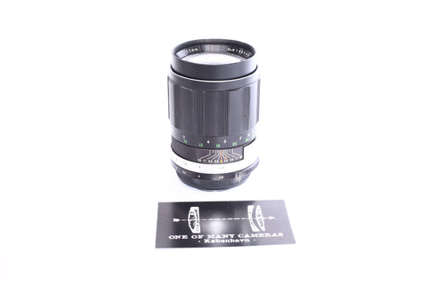Soligor 135mm f2.8 - M42 mount