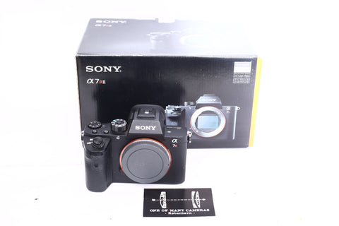 Sony A7R II with box