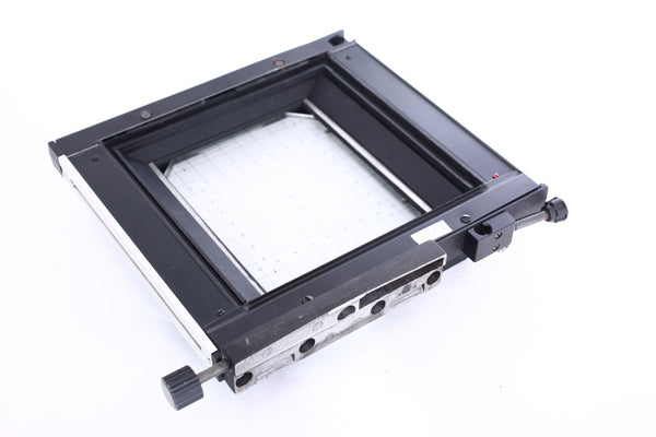 Sinar 4x5 back for F or P systems