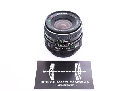 Image 28mm f2.8 Automatic MC - for Canon FD