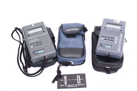Broncolor FCM 2 - light meter - Digital Incident and Flash Light Meter