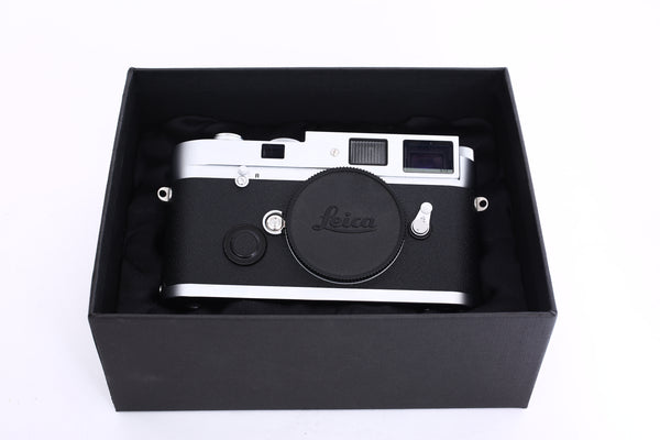 Leica MP Chrome with box
