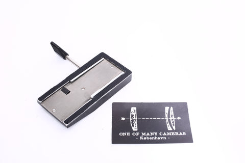 Hasselblad Quick Release Large Tripod Coupling Plate. Ref: 3