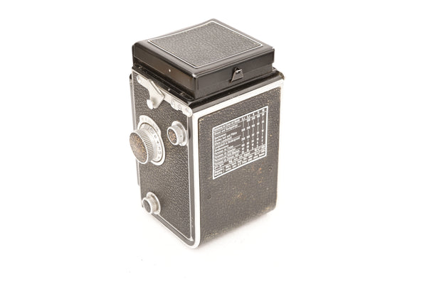 Rolleiflex 6x6 TLR Automat with 75mm f3.5 Tessar