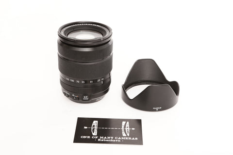Fuji XF 18-135mm f3.5-5.6 Super EBC R LM  OIS WR Aspherical