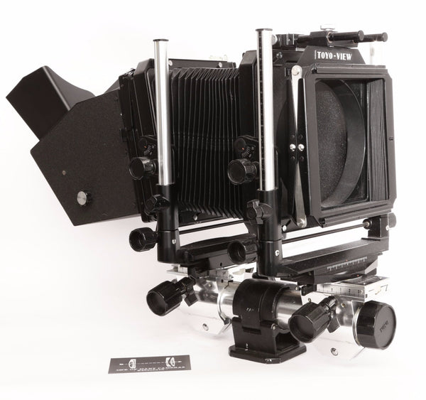 Toyo View G 4x5 with extras
