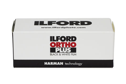 Ilford Ortho Plus 80 - 120