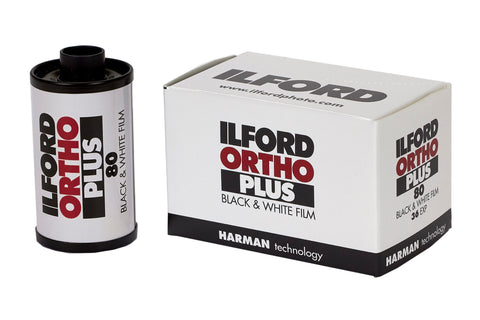 Ilford Ortho Plus 80 - 135