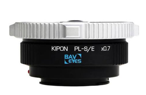 Kipon Adapter for Sony E Baveyes PL-S/E 0.7x