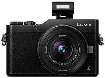 PANASONIC LUMIX GX800 12-32MM BLACK