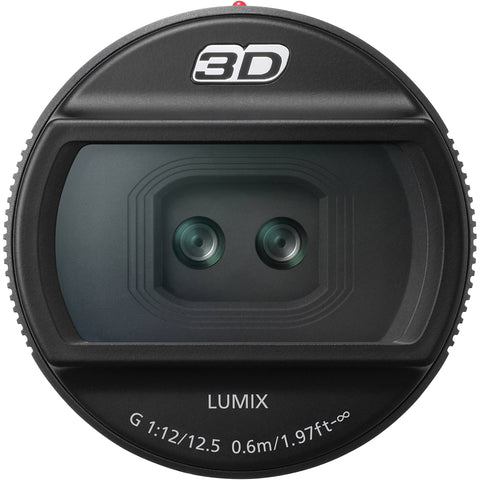 Panasonic G 12.5mm 3D