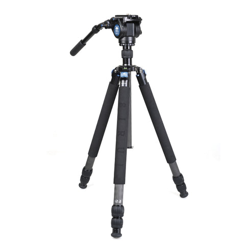 Sirui R-3213X Tripod with Sirui VH-10 Fluid Video Head - Rental only