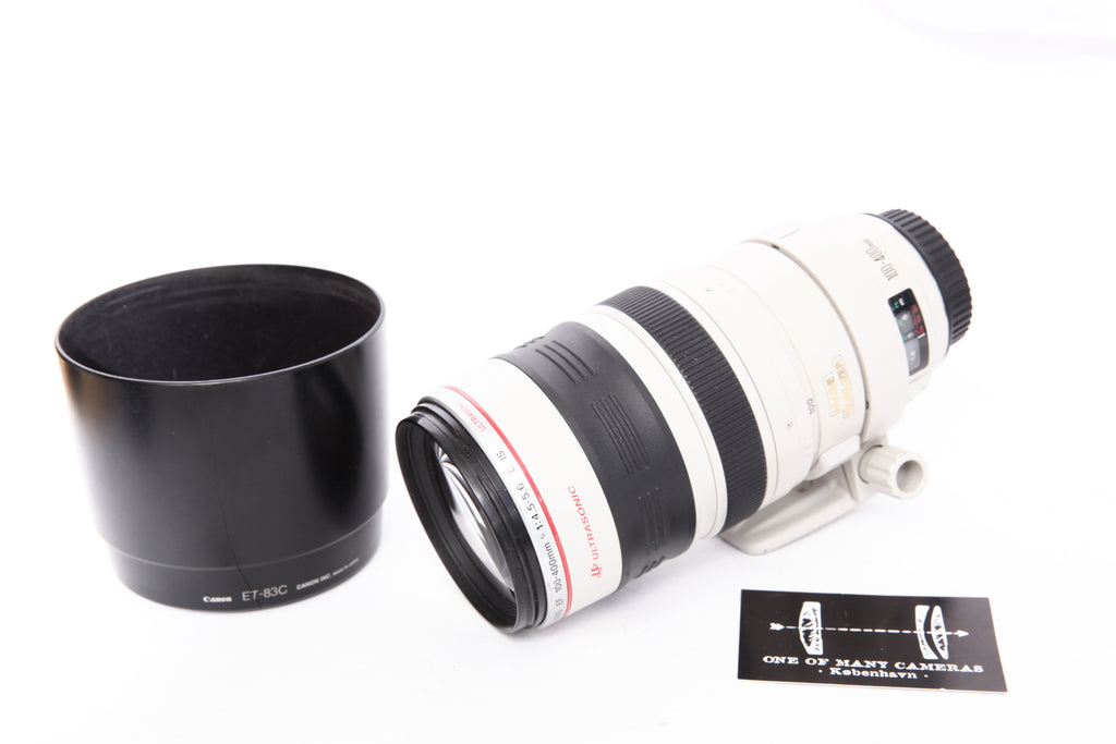 Canon EF 100-400mm f4-5.6 L IS