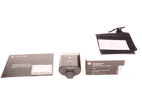 Leica SF-24D	14444 - with box pouch and diffusor