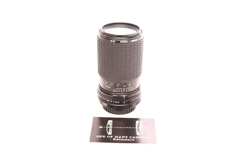 Sigma 80-200mm f4.5-5.6 Mulit-Coated - for Canon FD