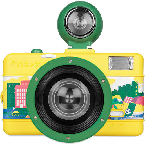 Lomography Fisheye No 2 Brazilian Summer