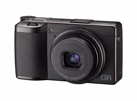 Ricoh GR III Digital Camera - NOW IN STOCK!