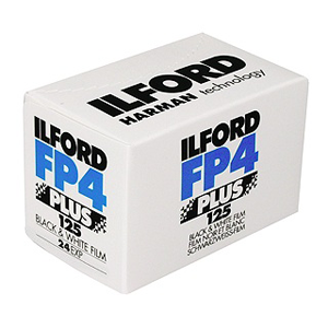 Ilford FP 4 plus 135/24