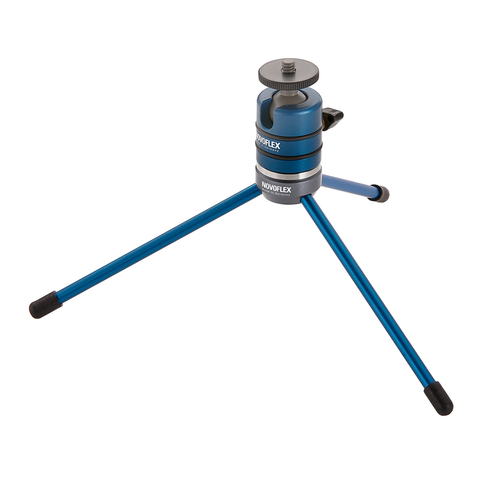 NOVOFLEX MICROPOD TRIPOD KIT WITH BALL 19 HEAD - MICROSTATIV