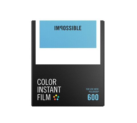 Impossible Project 600 Color