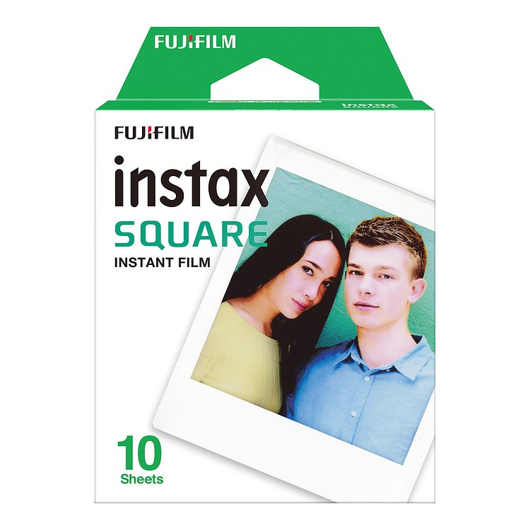 Fuji Instax Square Film 10 pack