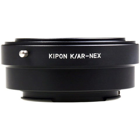 Kipon Adapter for Sony E Body Konica Ar - Sony E