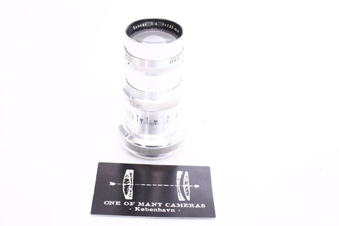 Carl Zeiss Opton 135 mm f4 Sonnar -Contax RF mount