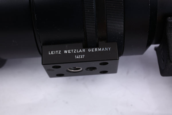 Leica M Telyt 480mm f5.6 560mm f5.6 with grip Leitz 14136 14137