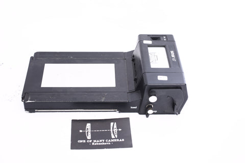 "Sinar 67 Rollfilm back for Sinar 4x5"" system"
