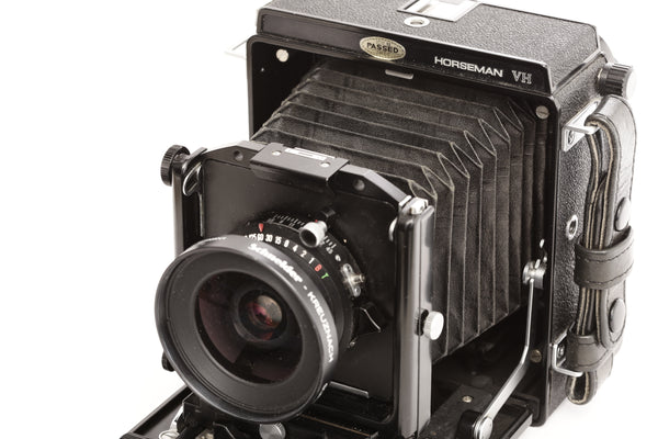 Horsman VH Kit with Schneider 65mm f5.6 Super-Angulon and extras