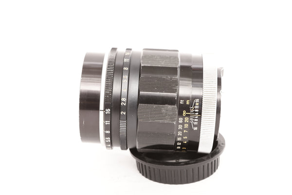 Canon 100mm f2 Super-Canomatic Lens R