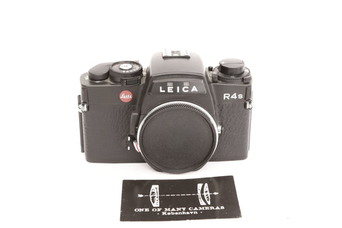 Leica R4s Mod 2 - LIKE NEW