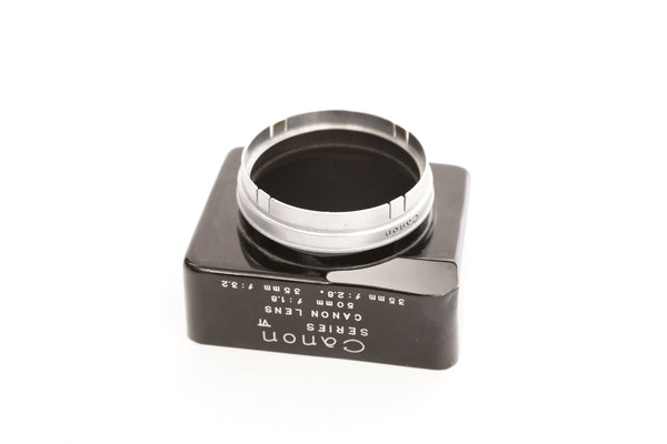 Canon SM Metal Lens Hood for 35mm f2.8 35mm f3.2 50mm f1.8