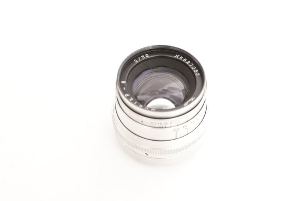 Jupiter 8 50mm f2 - Leica SM mount
