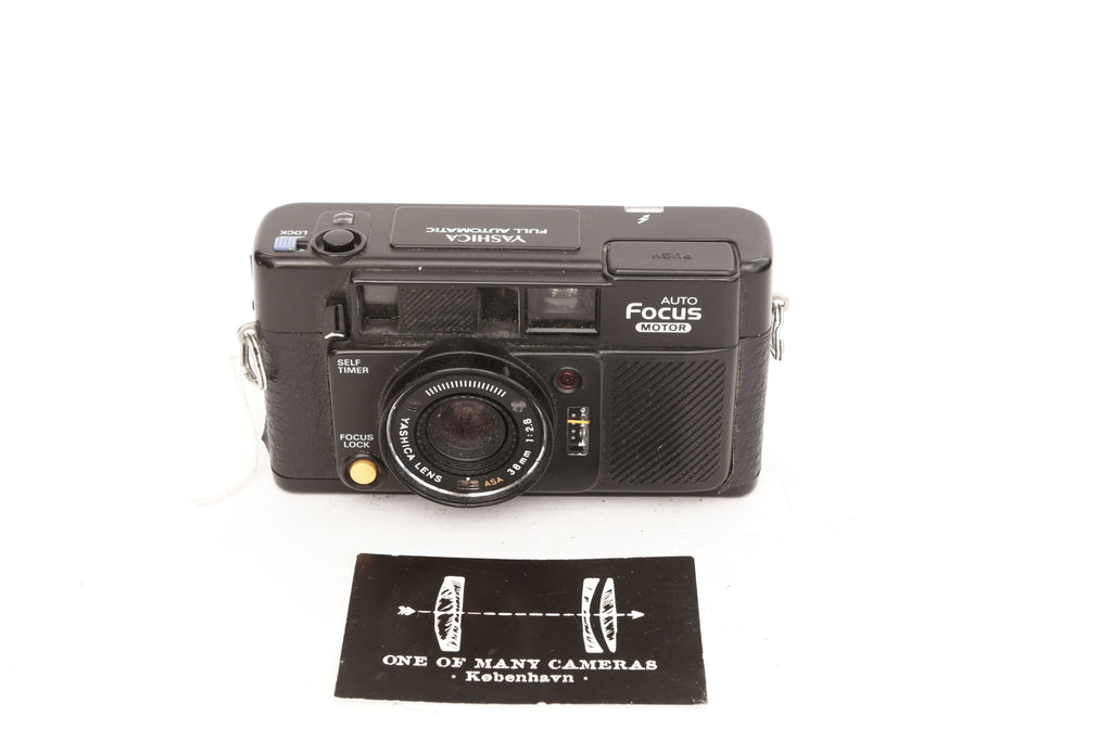 Yashica Full Automatic with 38mm f2.8