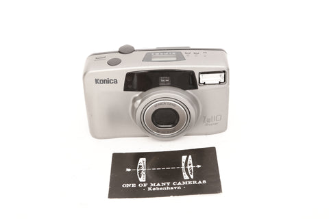 Konica Z-UP 100 Super with 38-110mm Zoom