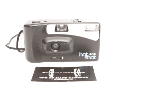 Hot Shot - point and shoot camera