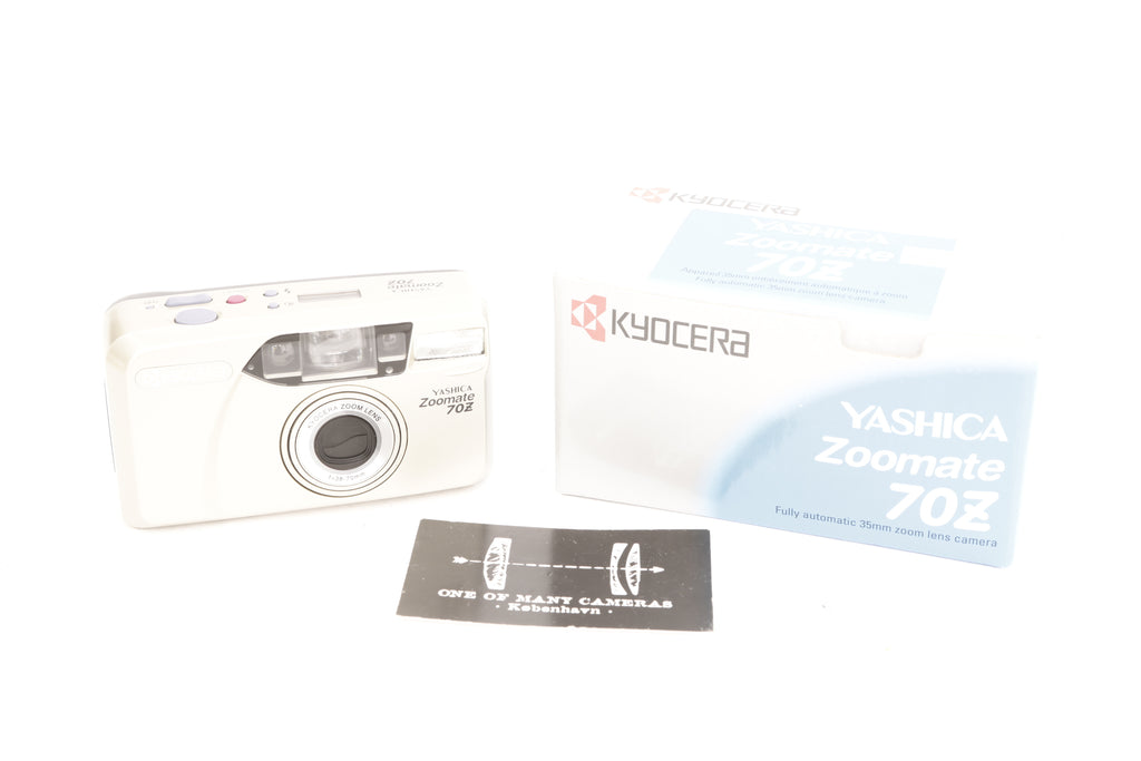 Yashica Zoomate 70Z - new in box