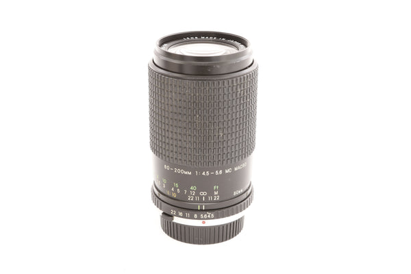 Cosina 80-200mm f4.5-5.6 Super Telezoom for Olympus OM