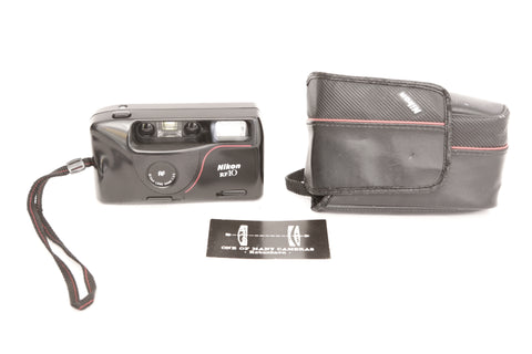 Nikon RF10 with 34mm and pouch