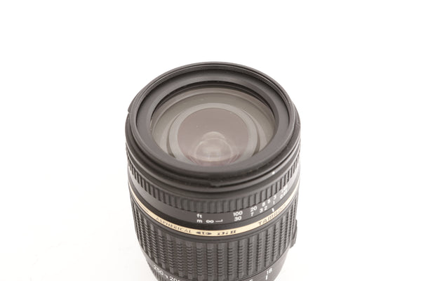 Tamron 18-250mm f3.5-6.3 AF IF Macro - For Canon