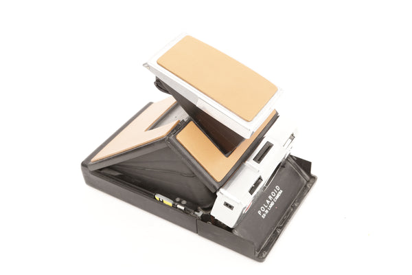 Polaroid SX-70 - Light BROWN