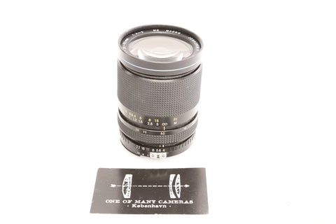 Zeiss 28-85mm f4-5 Jenazoom II MC Macro - for Nikon