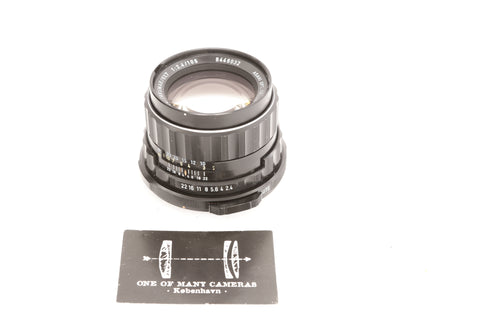 Pentax 67 105mm f2.4 Super-Multi-Coated Takumar