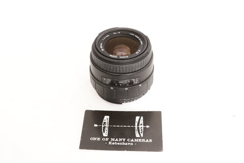 Sigma 35-80mm f4-5.6 DL-II - for Nikon